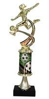 Soccer Column Trophys Trophies - 2