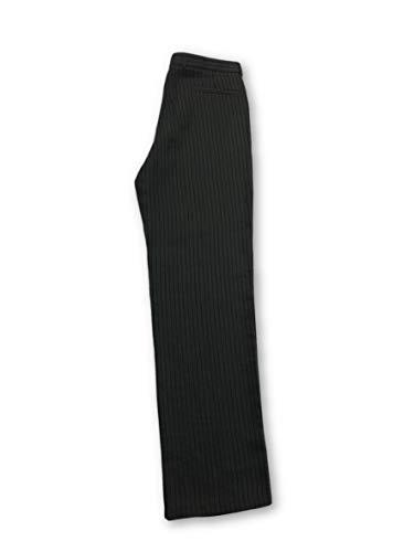 Armani Linen Trousers - Armani Collezioni Trousers in Dark Grey pin Stripe Size W34 Linen