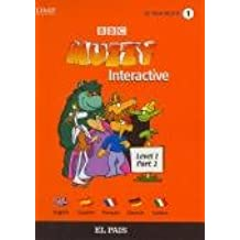 BBC Muzzy Interactive CD ROM-Book 6: Level 1 Part 6! Multilingual language course: Language Games and Exercises
