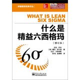 Performance Excellence classic book bundle : What is Lean Six Sigma ( Amendment )(Chinese Edition)