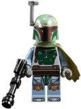 (Lego Star Wars Boba Fett Minifigure 9496)