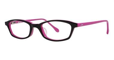 LILLY PULITZER Eyeglasses STEFE Tortoise Pink 47MM by Lilly Pulitzer