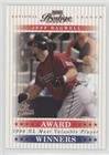 Jeff Bagwell #1078/1,994 (Baseball Card) 2003 Playoff Prestige - Award Winners #AW-10 - 2003 Playoff Prestige Award