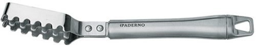 (Paderno World Cuisine Fish Scaler, Stainless Steel Blade & Handle, 8 5/8