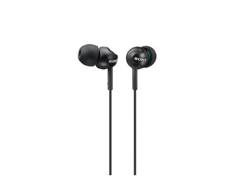 Sony MDR-EX110LP In-Earphone - Black