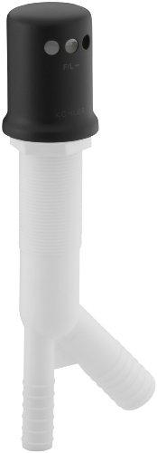 Kohler K9110BL Air Gap Body, Matte Black ()