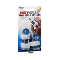 Flents First Aid Insty-Splint 2-Sided Finger Splints, 1 each by Flents (Pack of (Flents Insty Splint)