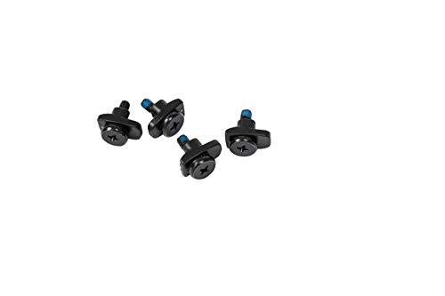 Ronix M6 Brain Frame Boot Hardware- Set of 4 - Black