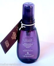 ALTERNA Haircare CAVIAR Anti-Aging Miracle Multiplying Volume Mist, Travel Size, 1.4 oz