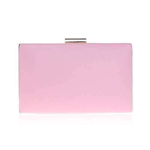 Pink Ladies GROSSARTIG Bag Dress Bag Evening PU Evening Clutch Bag New vqBB5p