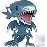 (Funko Pop! Animation: Yu-Gi-Oh! - Blue Eyes White Dragon Vinyl Figure (Includes Pop Box Protector)