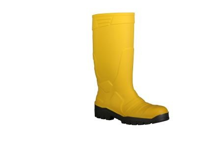 GUY COTTEN - Bottes de sécurité GC Safety - Jaune, 42