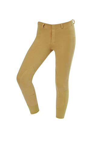 - Saxon. Kids Schooling Breeches Beige Childs 14