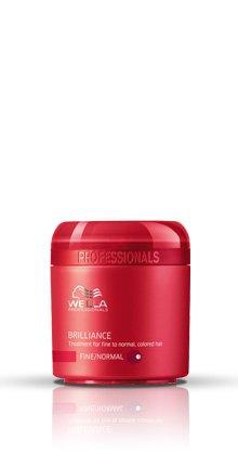 Wella Brilliance Treatment 16.9oz (Coarse Hair)