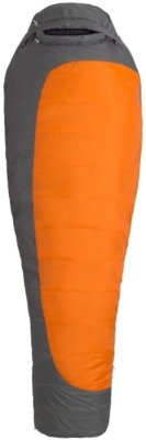 Marmot Trestles 0 Long Synthetic Sleeping Bag, Long-Left, Gold, Outdoor Stuffs