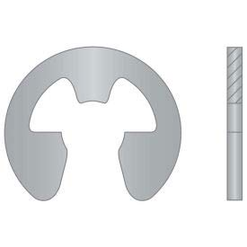 Pkg of 195 SE-031-SS - 15-7 Stainless Steel 5//16 Shaft Dia Special External E-Clip Passivated