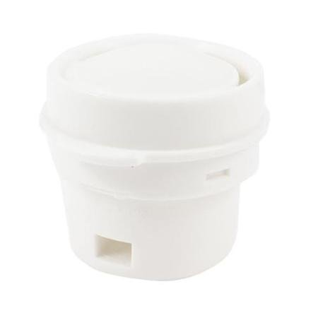 Electric Rice Cooker 41mm Diameter Plastic Steam Valve Vent White