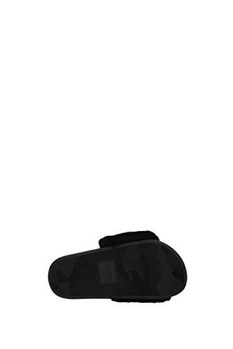Noir Dolce amp; Pour Mules Gabbana Femme 8WxCAwx6Xq