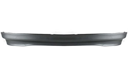 Evan-Fischer EVA18272011821 Lower Panel Valance for Ford F-150/F-250 97-98 Front Textured w/o Tow Hook Holes w/o Lightning Model Replaces Partslink# FO1095165 Ford Expedition Lower Bumper