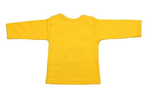 Fareto Baby Boy's & Baby Girl's T-Shirts(Pack of 5)