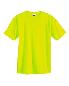Anvil US779 American Classic T-Shirt - SAFETY GREEN - (Anvil Heavyweight T-shirt)