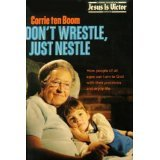 JESUS IS VICTOR DON'T WRESTLE, JUST NESTLE