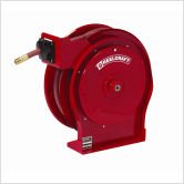 A5825 Olp   Reelcraft 0 5  X 25  300 Psi  Premium Duty Air   Water Reel With   6317