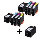 3 x Black HP 934XL and 2 x Color Set HP 935 Ink (Hp Printer Cartridge 935)