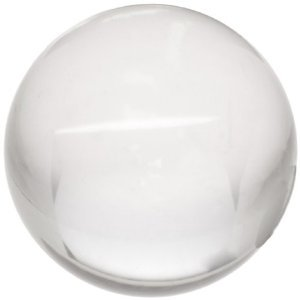 Acrylic Sphere / Plexiglass Ball - Transparent / Clear - 2