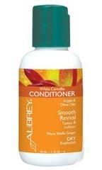 White Camelia Conditioner Aubrey Organics 2 oz Liquid (White Camellia Coconut Shampoo)