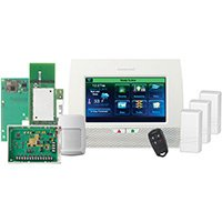 Control System Honeywell full color touchscreen