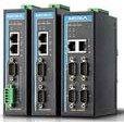 MOXA NPort IA5250A 2-Port RS-232/422/485 Serial Device Server, 10/100MBaseT(X), 1KV Serial Surge