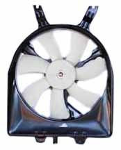 TYC 610850 Honda Odyssey Replacement Condenser Cooling Fan Assembly ()