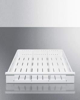 Summit ACR17 Drawer for Refrigerator, - Refrigerator Accessories Summit