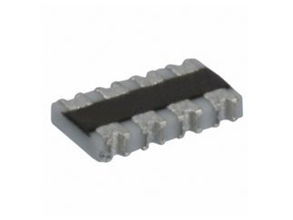 5000 item s PANASONIC INDUSTRIAL DEVICES EXB-V8V101JV EXB-V4V Series 0603 0.063 W 100 Ohm /±5 /% 8 Element SMT Chip Resistor Array