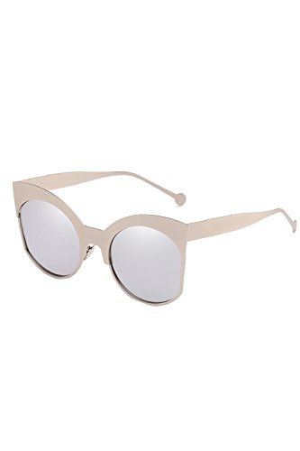 Fulgores Calle De Ojo 3 Tiro De Sol Bloque Retro Mujer Gato Moda Gafas De De qaU1axzSw