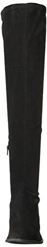 Kenneth York Adelynn Women's The Cole Over Engineer Stretch Black Low Knee Boot New Heel AqEH6rwnA