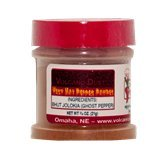 Volcanic Peppers Bhut Jolokia Ghost Powder 0.75 Oz]()