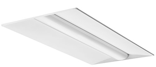 - Lithonia Lighting 2BLT4 40L ADP LP840 Best-in-Value Low-Profile Recessed LED Troffer, 4000K, 2 4-Foot, 2-Foot by 4-Foot,