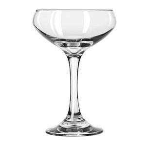 (Libbey 3055 Perception 8.5 Ounce Cocktail Coupe - 2 Pack W/ Pourer)