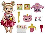 Baby Alive My Baby All Gone Doll with Bonus Accessories, Blonde (Hasbro Baby Alive My Baby All Gone)