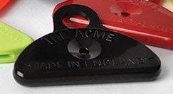 plastic black whistle - 2