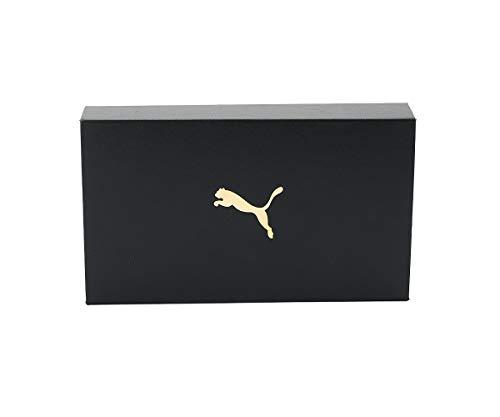 Puma Gift Box Combo – Wallet and Card Holder set, Puma Black