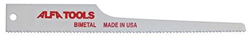 Air Saw Blade (Alfa Tools JSA31218P Bi-Metal 3
