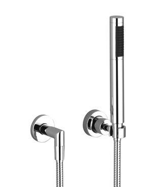 Dornbracht 27802892-00 Tara Complete hand shower set in Chrome