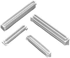 TE CONNECTIVITYAMP 40 Contacts Surface Mount 0.8 mm FH Series TE CONNECTIVITY 5177983-1-Stacking Board Connector 2 Rows Receptacle AMP Pack of 10