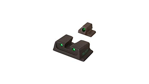 Meprolight Smith & Wesson Tru-Dot Night Sight for M&P 9/40 & 9C/40 full size & compact. Fixed set