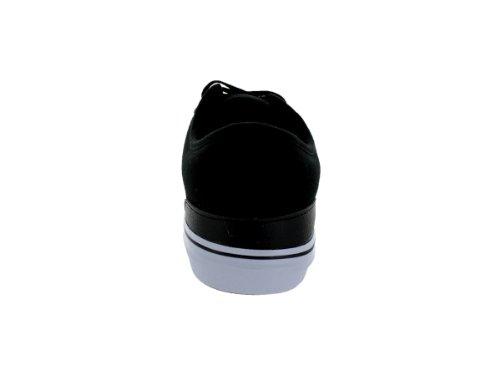 Adio Mens Kick Black Skate 7.5 Ons