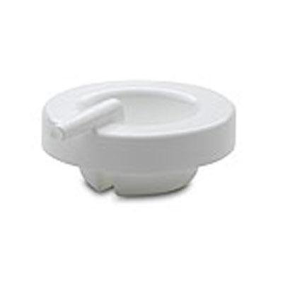 Adapter Ameda Cap - Ameda White Adapter Cap