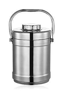 Dos CONTENEDORES Interiores Platos Calientes 1.6 litros Comidas para BEB/ÉS LEYENDAS Termo DE Acero